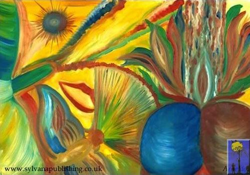 Forbidden Fruit painting by Arneldo