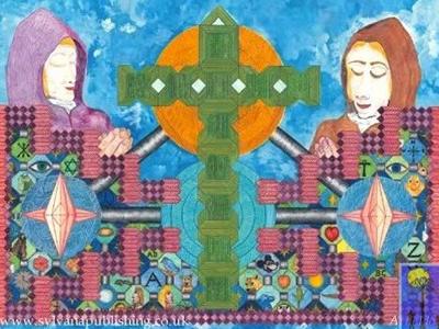 Faith, Hope, Love painting by Arneldo