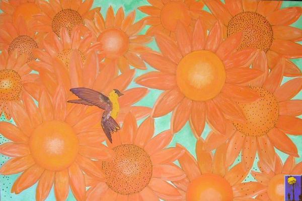 Lovers Once Again painting by Arneldo