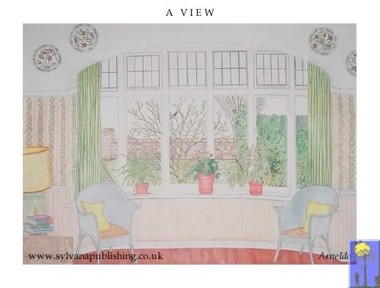 A View painting by Arneldo