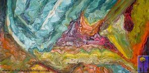 Confused painting by Arneldo