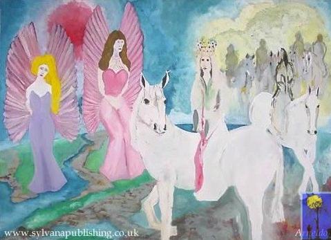 Faithful And True painting by Arneldo