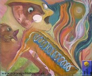 Feeding Time painting by Arneldo