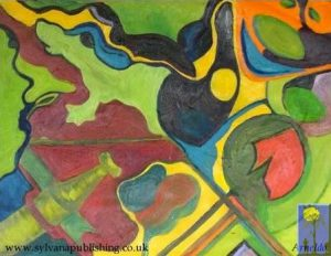 Reflections painting by Arneldo