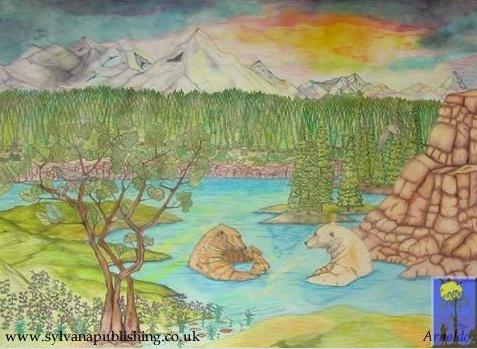 The Bear Necessities by Arneldo