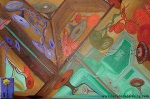 Spore - oil painting by Arneldo