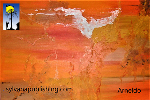 Rise Above - oil painting by Arneldo